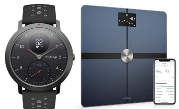 Withings: up to 28% off smart scales and watches