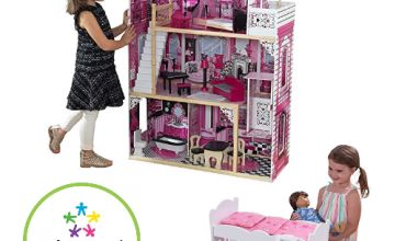 Save up to 20% Wooden Dolls House and accessories
