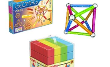 Up to 20% on Geomag Toys