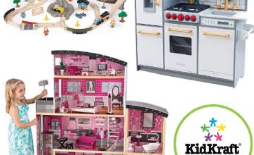 Up to 20% discount on Kidkraft toys and furniture