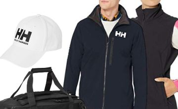 Up to 35% off Helly Hansen selected items
