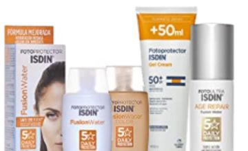 25% off ISDIN Fusion Water and more