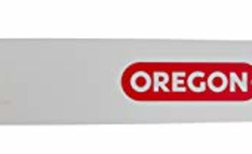 Oregon Single Rivet Guide Bar to fit 16-Inch (40cm) Titan, Gardenline, Black & Decker, Spear & Jackson, Einhell, Worx, Mac Allister, Florabest, Handy, Mitox, Mountfield, Ryobi, Qualcast Chainsaws