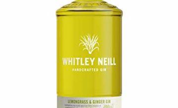 20% off Whitley Neil Lemongrass and Ginger Gin