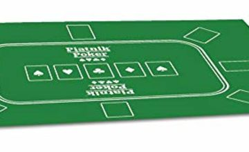 Piatnik 30963 60 x 90 cm Playing Surface Poker Table Top