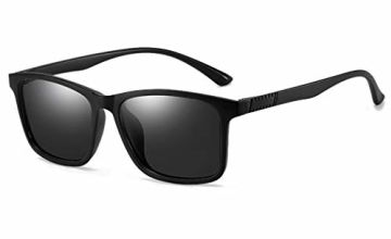 Mens Polarized Sunglasses 100% UV Protection for Driving Golf Fishing