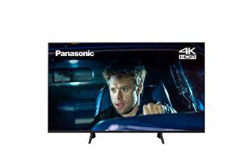 15% off Panasonic GX700 4K TVs