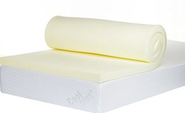 Up to 25% off Bodymould Memory Foam Mattress Toppers