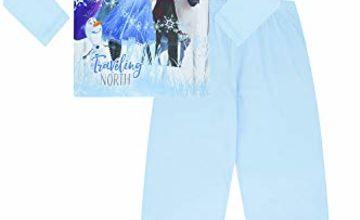 Disney Frozen 2 Pyjamas 3 4 5 6 7 8 9 10 Years Olaf Anna Els