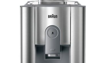 Up to 25% off Braun Juicers