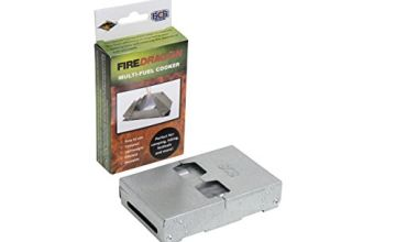 Fire Dragon - Burner - Compact - Foldable