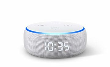 Save £25 on Echo Dot with Clock