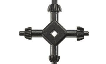 Wolfcraft 2635000 Universal Chuck Key