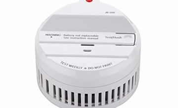 Mydome Smoke alarm and Fire Alarm Detector Built For Quick Smoke Detection and Early Fire Prevention (Montréal)