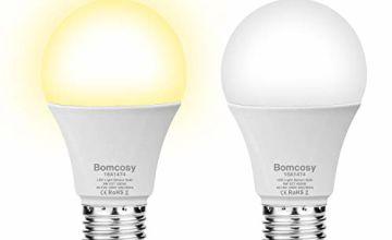 LED Dusk to Dawn Light Sensor Bulb 9W/12W E27