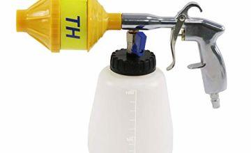 Sutekus High Pressure Washer Gun With 1L Snow Foam Lance Bot