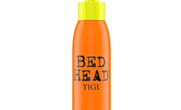 TIGI Bed Head Straighten Out Straightening Cream for Frizzy Hair, 120 ml