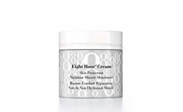 Elizabeth Arden Eight Hour Cream Skin Protectant Nighttime Miracle Moisturizer, 50ml