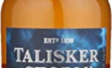 Up to 30% Off Whisky including Talisker and Lagavulin