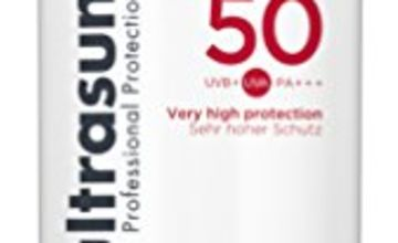 ultrasun Extreme SPF50+ Sun Lotion for Very Sensitive Skin, 150 ml