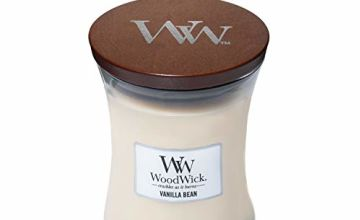 Up to 20% off WoodWick Medium Hourglass & Ellipse Candles