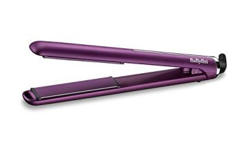 Up to 63% off BaByliss Velvet Orchid 235 Hair Straightener and more
