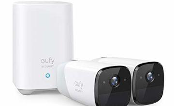 25% off Eufy Home Security Cameras
