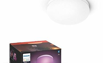 Signify Ceiling Lamp, 32 W, White