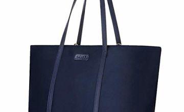 Large Womens Tote Bag Soft Nylon Shoulder Handbag Handle Tot