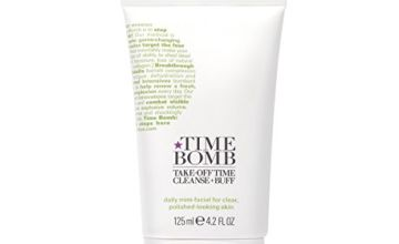 Time Bomb Take Off Time Cleansing Cream, 125 ml