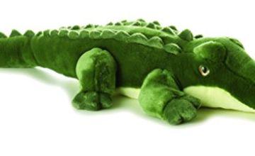 Aurora 6761, Flopsies, Swampy Soft, 06761, Crocodile Cuddly Toy, Green