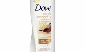 Dove Lotion 400ml Shea Butter