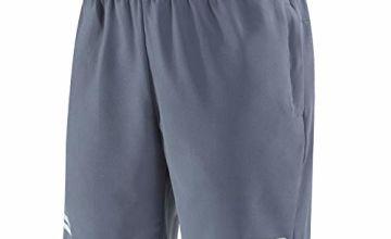 UDAREIT Mens Gym Workout Shorts with Zipper Pockets Quick Dr