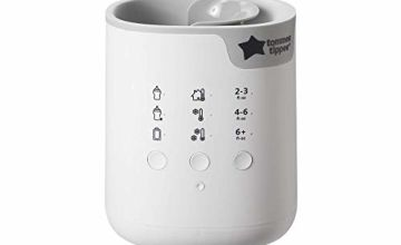 Tommee Tippee All-in-One Advanced Baby Bottle and Pouch Warmer