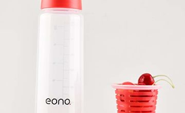 Eono Essentials Fruit Infuser Water Bottle , Full Length Inf