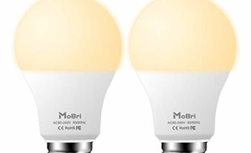 Mobri PIR Motion Sensor Light Bulbs