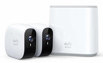25% off Eufy Wireless Security Cameras