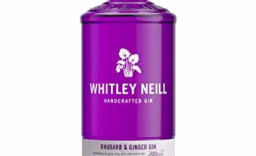 Whitley Neil Rhubarb and Ginger Gin