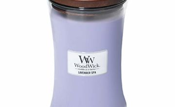 15% off WoodWick Large Hourglass Scented Candles