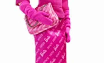 Barbie Collector FXD50 60th Anniversary Barbie Fashion Model Collection, Proudly Pink Doll