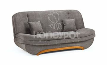 Honeypot Storage Sofa Bed - 2 Seater