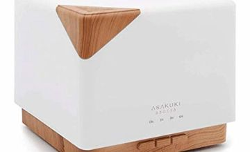 ASAKUKI 700ml Premium Essential Oil Diffuser