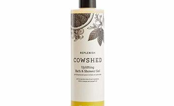 Cowshed Replenish Uplifting Bath & Shower Gel, 300 ml