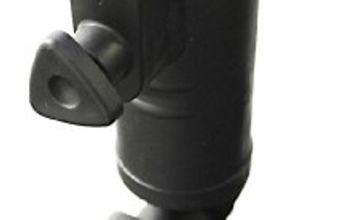 Golfers Club Universal Deluxe Umbrella Holder - Black