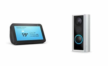 Ring Doorview Cam plus Amazon Echo Show 5 (+0£)