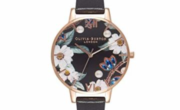 Up to 32% off Ladies watches from Olivia Burton and more