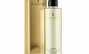 Elizabeth Arden Ceramide Replenishing Cleansing Oil, 200ml