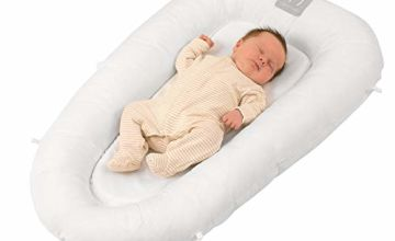 Clevamama Baby Pod with Clevafoam - Breathable Foam Nest for Newborn and Babies (0-6 months)