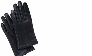 Sterling Sports Ladies Women Leather gloves Genuine Winter D