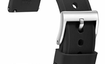 TStrap Silicone Watch Straps Quick Release - Soft Rubber Watch Bands - Waterproof Military Style Watch Strap for Men Ladies - for Smartwatches Straps Replacement - 18mm, 20mm, 22mm